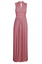 TFNC Cassie Dusky Pink Maxi Dress