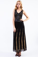 TFNC Stacey Embellished Maxi
