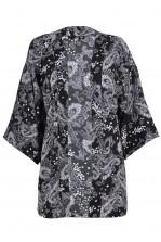 TFNC Paisley Print Kimono