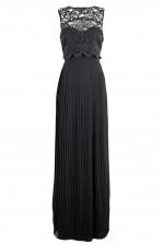 TFNC Camden Black Maxi Dress