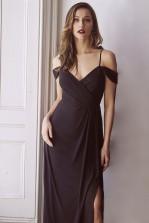 TFNC Celena Black Maxi Dress