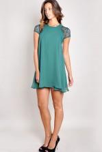 TFNC Agathe Swing Dress