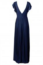 TFNC Lyon Navy Maxi Dress
