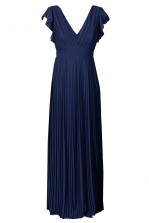 TFNC Lyon Navy Maxi Dress