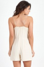 TFNC Maya Embellished Playsuit