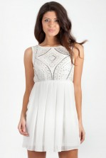 TFNC Marilyn Embellished Dress