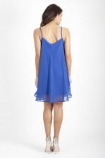 TFNC Foxy Embellished Swing Dress