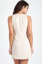 TFNC Lotus Embellished Dress