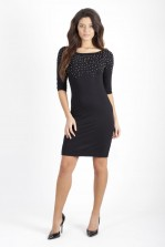 TFNC Leila Studded Party Dress