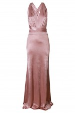 TFNC Multi Way Mink Maxi Dress