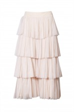 Lace & Beads Aston Nude Culottes