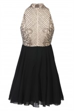 Lace & Beads Acadia Black Dress