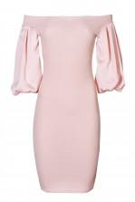 TFNC Karen Pink Dress