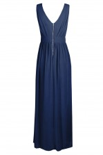TFNC Debby Navy Maxi Dress