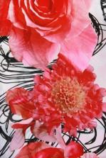 TFNC Suzanna Floral Shirt Dress