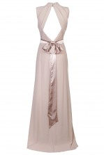 TFNC Kandi Whisper Pink Maxi Dress