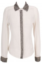 TFNC Carrie Embellished Blouse