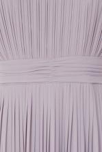 TFNC Serene Opal Grey Maxi Dress