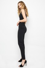 TFNC Sylvia Black Jumpsuit