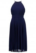 TFNC Serene Navy Midi Dress