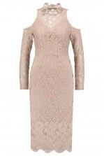 TFNC Kay Taupe Dress