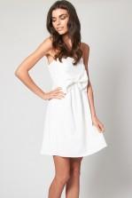 TFNC Bowie White Dress