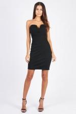 TFNC Halo Black Mini Dress
