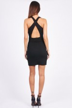 TFNC Joda Black Dress
