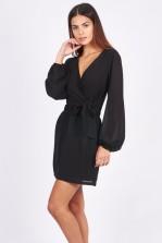 TFNC Melissa Black Dress