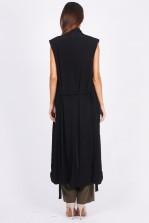 TFNC Grace Black Waistcoat