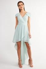 TFNC Hadie Hilo Mint Dress