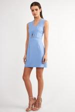 TFNC Rosalina Blue Dress