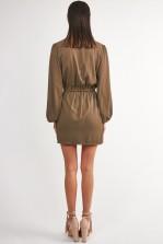 TFNC Anila Khaki Dress