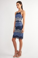 TFNC Anita Navy Cami Dress