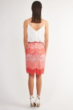 TFNC Anya Coral Cami Dress