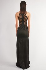 TFNC Jenna Black Maxi Dress