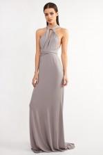 TFNC Multi Way Mauve Maxi Dress