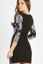 TFNC Paris Basma Mini Dress