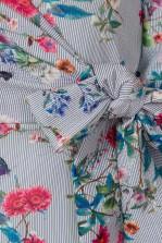 TFNC Fleurs White Dress