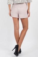 TFNC Alias Pink Cross Over Shorts