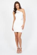 TFNC Nuvola White Dress