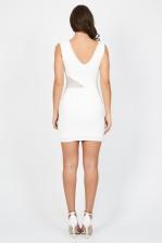 TFNC Saba White Dress