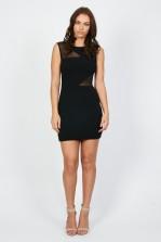 TFNC Saba Black Dress