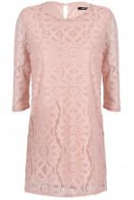 TFNC Joha Lace Shift Dress