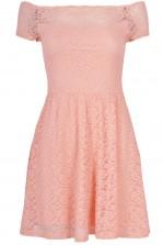 TFNC Azture Lace Off Shoulder Dress