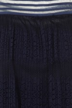 TFNC Gap Navy Skirt