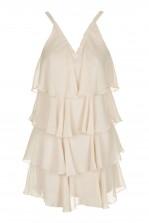 TFNC Bonita Nude Dress