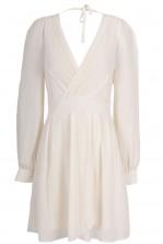 TFNC Iman Wrap Dress