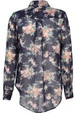 TFNC Etty Floral Print Blouse