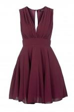 TFNC Nordi Wine Dress